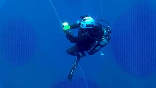 Decompression of a diver
