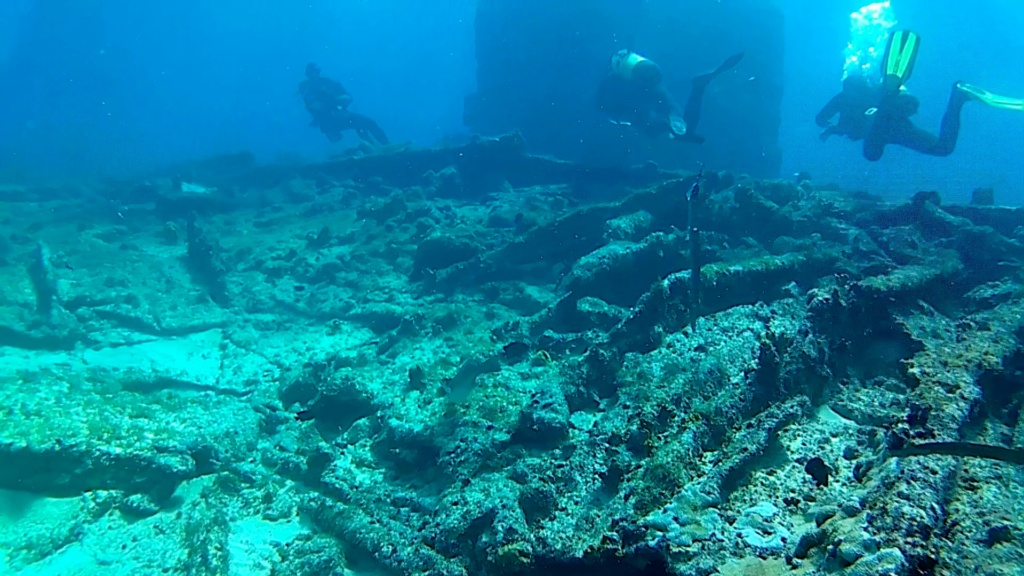 steamboat, wreck, Ilha do Sal, isla de Sal, Cabo verde, Capo Verde - intotheblue.it