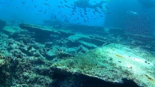 """Capo Verde - Isola di Sal  """"relitto di un Piroscafo"""""""