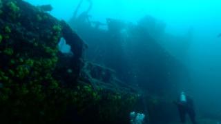 """Ship wreck """"KWARCIT"""" or """"BORIS"""""""