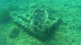 A Strange Wreck