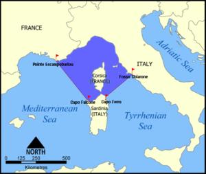 Santuario dei Cetacei - Sanctuary of the Cetaceans - extract from Wikipedia - intotheblue.it