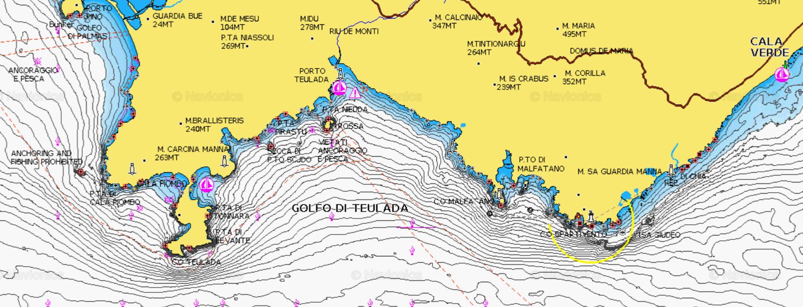 Sardegna Sardinia intotheblue.it